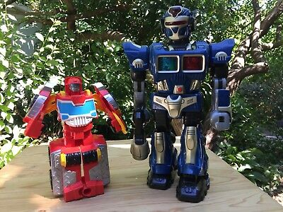 Transformers  Rescue Bots X2 (Optimus Prime And Heatwave), Boys Toys