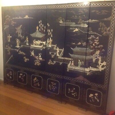 Wall Feature Beautiful Chinese Hand Carved