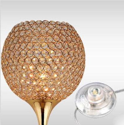 E81 Modern E27 Gold Height 164CM Decoration Crystal Living Room Floor Lamp
