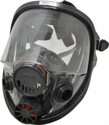Honeywell North Safety 760008As Dual Cartridge Full Face Respirator - Small, NEW