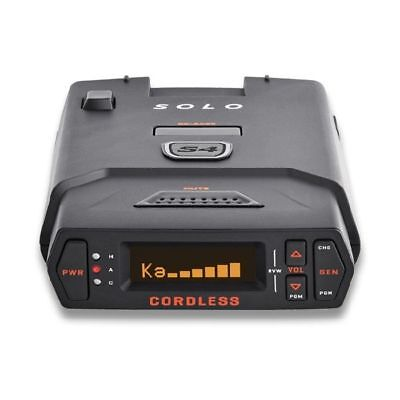 Escort SOLO S4 Cordless Radar and Laser Detector