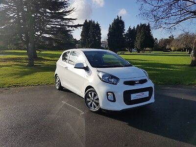 2016 Kia Picanto 1.0 SR7 3dr + ONLY 22,000 MILES + HPI CLEAR + 1 OWNER