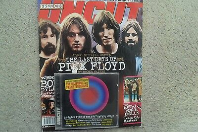 Uncut Music Magazine June 2004 No 85 inc Pink Floyd, Morrissey, New York Dolls