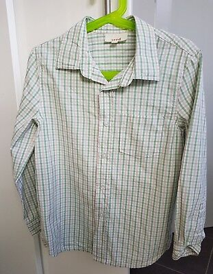 Boys dress shirt - size 6-7 Seed