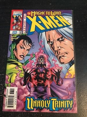 "Uncanny X-men#367 Incredible Condition 9.2(1999)""Magneto War"""