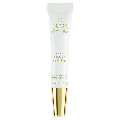 Jafra Royal Jelly SCAR FIGHTING BALM (Reduces Appearance of New & Old scars) 1oz
