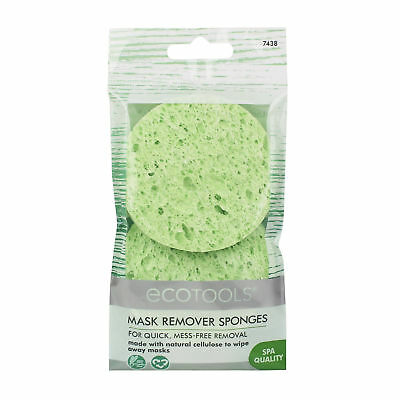NEW Ecotools Mask Remover Sponges - For Quick Mess-Free Removal