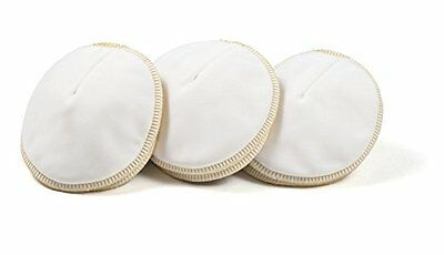 Mother-Ease Reusable Cloth Nursing Pads - Bamboo (3-Pack)