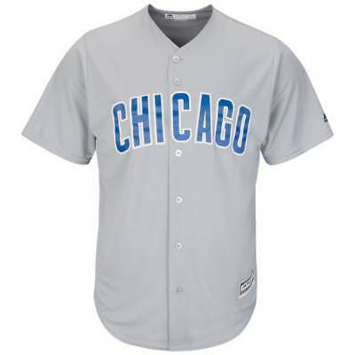 Majestic Athletic MLB Chicago Cubs Cool Base Carretera Jersey
