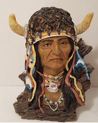 American Indian Statue