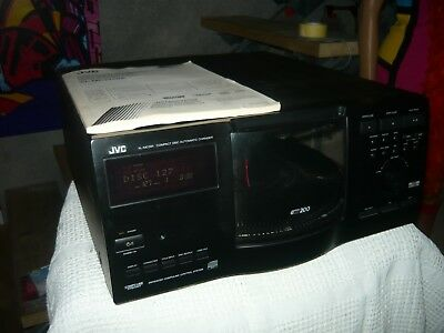 Jvc Cd Player Made In Japan 200 Cd Player