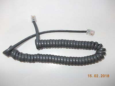 T-200, T-400 handset cord. new, old stock.