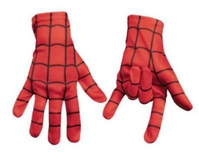 2018 Gloves for Spiderman Costume Cosplay Disney Cartoon Clothes Kid Classic Toy