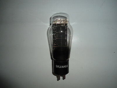 Sylvania Type 50 Power Triode. AVO Tested. Excellent Condition.