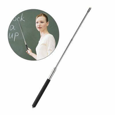 Handheld Pointer Extendable Telescopic Retractable Presenter for Classroom Tool