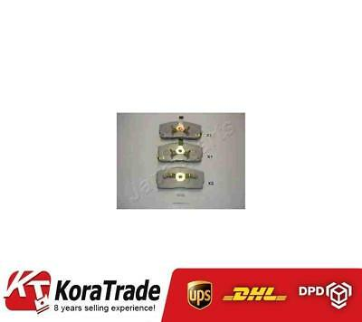 Japanparts Pa-606Af Front Oe Quality Disc Brake Pads Set