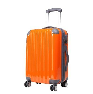 E23 Fashion Practical Traveling Universal Wheel Suitcase Luggage 20 Inches W