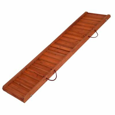 Dog Puppy Pet Wooden Ramp Wood Strong Durable