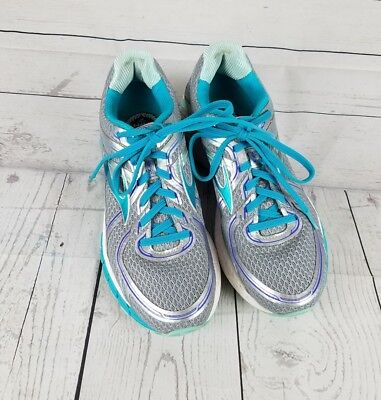 809f84aa68ae BROOKS WOMEN S ADRENALINE GTS 16 Running Shoes Size 8 Sneakers Gray ...