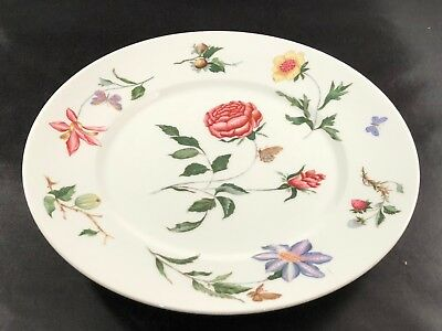 1 Dinner Plate Raynaud Ceralene Mon Jardin Limoges *Multiples Available* MINT