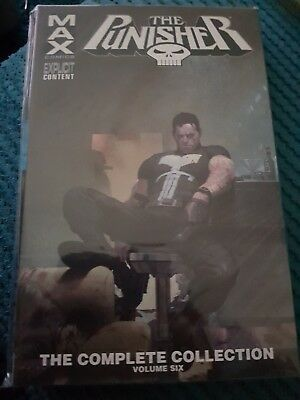 Punisher Max: The Complete Collection Vol. 6 by Jason Aaron, Jonathan Maberry, …