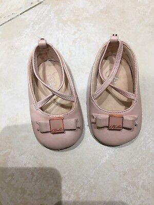 Ted Baker Girls Shoes 6-9months