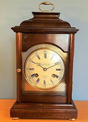 Vintage  Knight & Gibbins Mantle Clock, Movement by Franz Hermle, Working Order