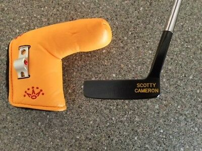 "Rare-New -Prototype Titleist / Scotty Cameron J.a.t  Putter.35"" (Sergio Garcia)"