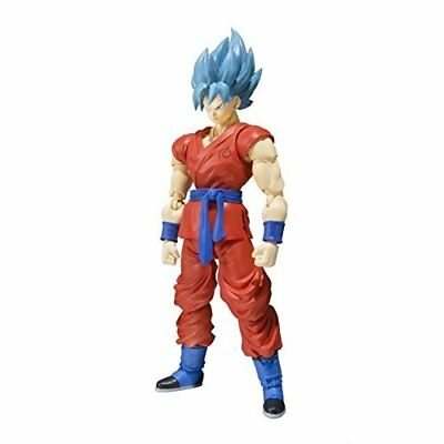 S.H.Figuarts Dragon Ball Z God Super Saiyan Son Goku Tamashii Nations Bandai