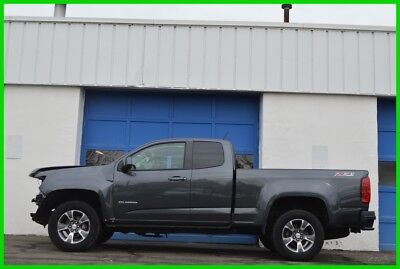 2016 Chevrolet Colorado Z71 Repairable Rebuildable Salvage Lot Drives Great Project Builder Fixer Easy Fix