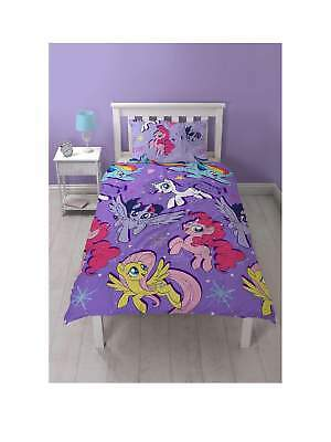 My Little Pony Adventure Duvet Cover Set with Matching Pillow Case [2-Sided]