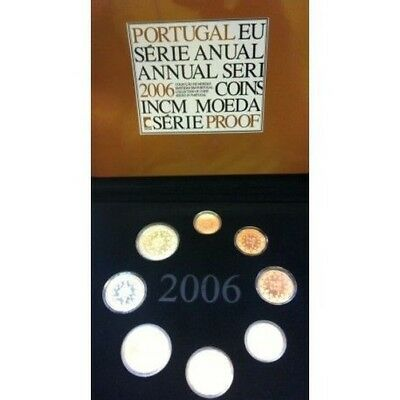 2006 Portugal - Portugal Divisional Euro Fdc Proof Mf31127