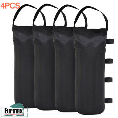 4pcs Monoshock Sand Bag Weight Bag For Pop Up Instant Canopy Tent Gazebo Shelter