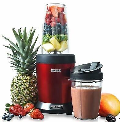 Emperial Blender Smoothie Maker Juicer Personal Sports Protein Shake 1000W