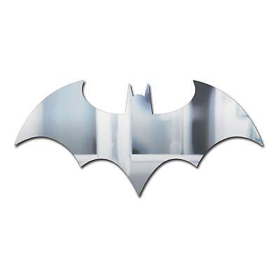 Batman Logo Mirror /gadgets | Brand New | Free Delivery