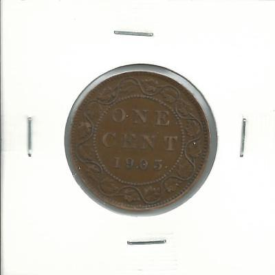 Canada 1903 One Cent - Circulated