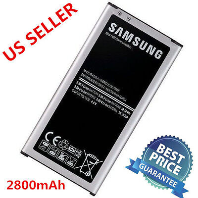 New OEM Samsung EB-BG900BBZ Battery for Galaxy S5 2800mAh ANY CARRIER w/ NFC