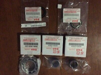 Suzuki Prop Shaft Seals + Bearings DF 40 50 60 hp 1990-on and DT35 40 50 55 65
