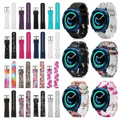 Replacement Silicone Wristband Watch Band Strap Bracelet For Garmin Vivoactive 3