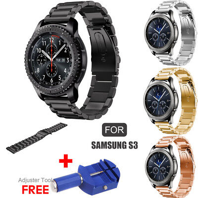 Stainless Steel Replace Wrist Strap Tool For Samsung Gear S3 Frontier / Classic