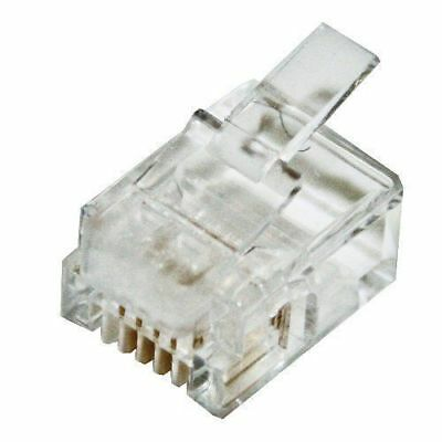 Low contact resistance ACA approved 12 Months Warranty  RJ plug