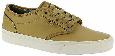 Vans Skate Shoes - Atwood - (Leather) Casual, Lifestyle, Trainers, Black,
