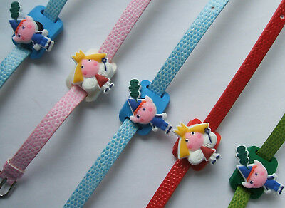 SHOE CHARM BRACELETS (F2) - inspired by CUTE FAIRY & PIXIE CARTOON CHARACTERS