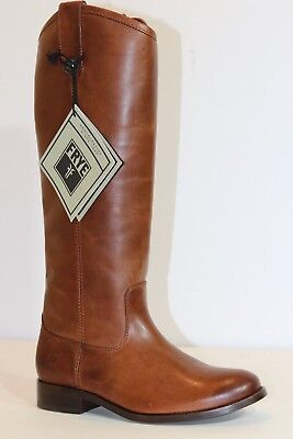 Frye Womens - Melissa Button - Cognac - New In Box - SALE! - Free Ship!