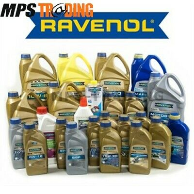 Land Rover Engines Ravenol Consumable Products