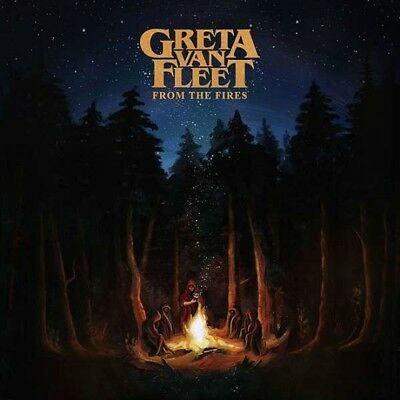 Greta Van Fleet / From The Fires * New Cd 2017 * Neu