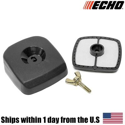 Cover /& Wing Nut Kit 13031305863 21041752730 A226001410 Echo Air Filter KIT 6