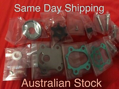 New Yamaha Outboard Water Pump Repair Kit F70 70HP 4 Stroke 6CJ-W0078-00