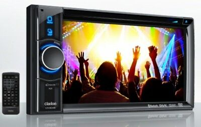 Clarion VX404E NEU 2-DIN Multimedia Station 6,2 Zoll Touch Bluetooth DVD VX 404