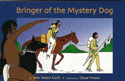 Bringer of the Mystery Dog, illustrated by Oscar Howe (6 copies in one auction)